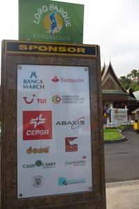 TUI (Travel Agency) a featured sponsor of Loro Parque