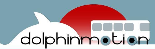DolphinMotion logo